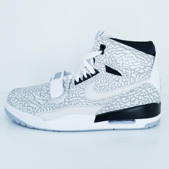 Jordan Other - Nike Air Jordan Legacy 312 Shoes Elephant Print